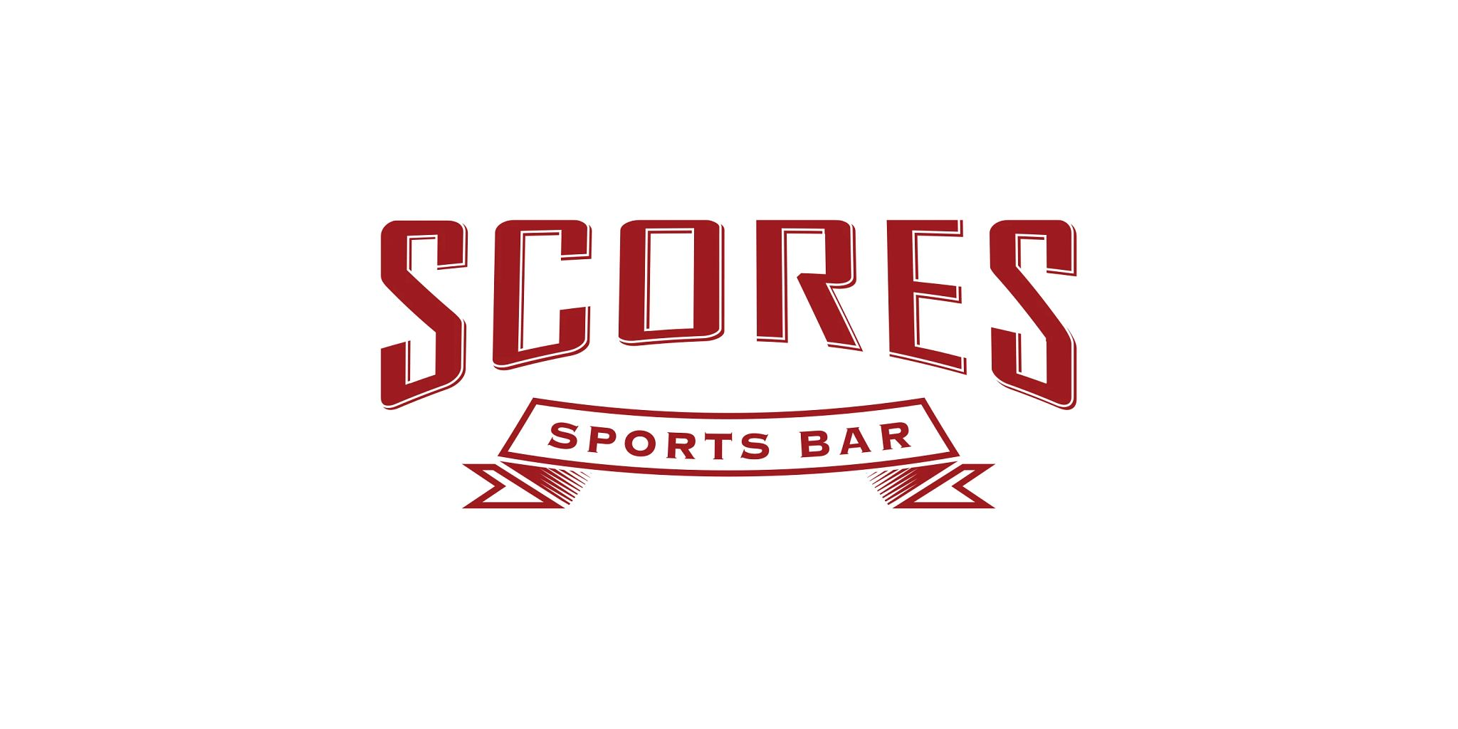 Scores Sports Bar Logo web tile for Dining and Drinks page
