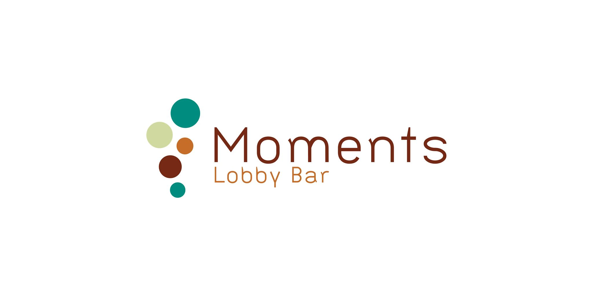 Moments Lobby Bar serving cocktails