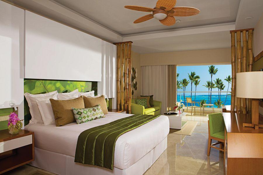 Preferred Club Ocean Front Master Suite