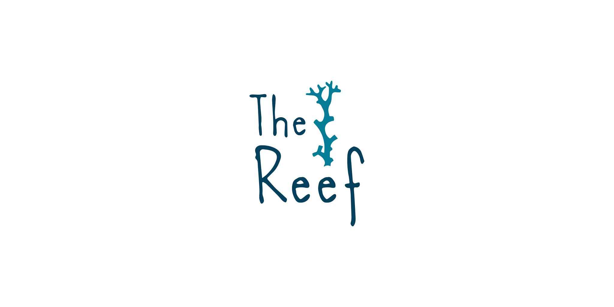 The Reef Logo web tile for Dining and Drinks page